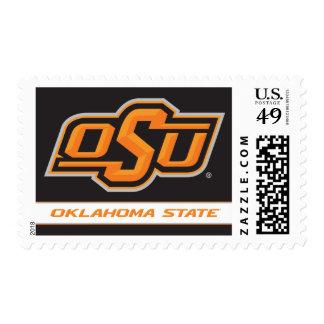Estado de OSU Oklahoma Sello