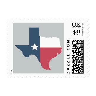 Estado de Tejas - sellos de la bandera