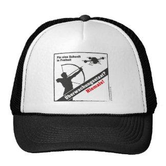 Estado de vigilancia - No agradece! Gorras De Camionero