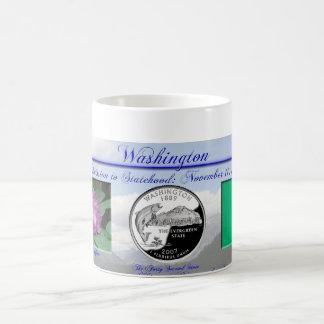 Estado de Washington conmemorativo Taza Clásica