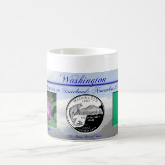 Estado de Washington conmemorativo Taza De Café