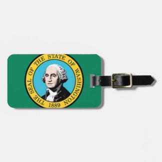Estado de Washington Etiquetas De Equipaje