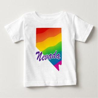Estado del arco iris de Nevada Poleras