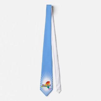 Estado del arco iris de Nueva York Corbata Personalizada