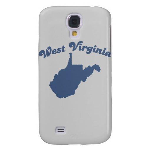 Estado del azul de VIRGINIA OCCIDENTAL