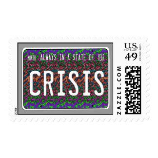 Estado del franqueo de la crisis