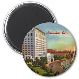 Estado del imán del edificio de oficinas de Ohio