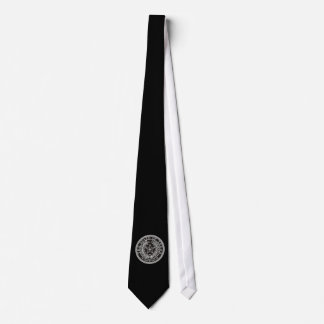 Estado del lazo de Tejas Corbatas Personalizadas