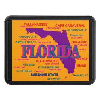 Estado del mapa de la Florida, Miami, Orlando Tapa De Remolque