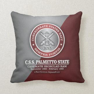 Estado del Palmetto del CSS (SF) Cojín