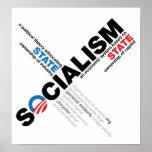 estado del socialismo poster