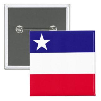 Estado independiente bandera de Okinawa, Japón Pins