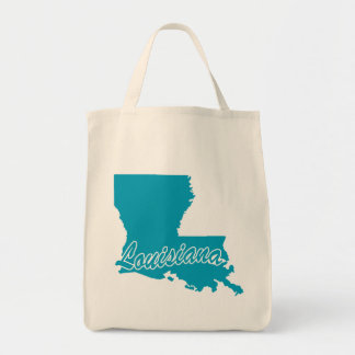 Estado Luisiana Bolsa Tela Para La Compra