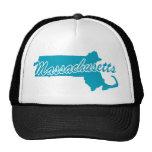 Estado Massachusetts Gorro De Camionero