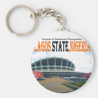ESTADO NIGERIA, LLAVERO DE LAGOS