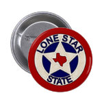 Estado solitario de la estrella pin
