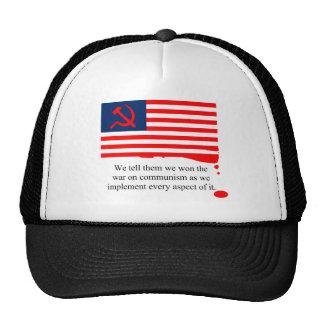 Estados comunistas - luz gorra