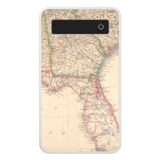 Estados de Carolina del Sur, de Georgia, y de Batería Portátil