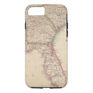 Estados de Carolina del Sur, de Georgia, y de Funda iPhone 7