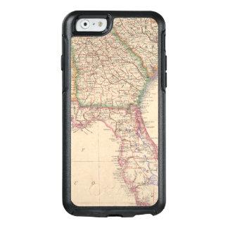 Estados de Carolina del Sur, de Georgia, y de Funda Otterbox Para iPhone 6/6s