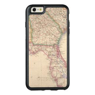 Estados de Carolina del Sur, de Georgia, y de Funda Otterbox Para iPhone 6/6s Plus