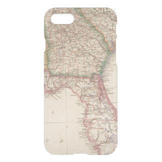 Estados de Carolina del Sur, de Georgia, y de Funda Para iPhone 7