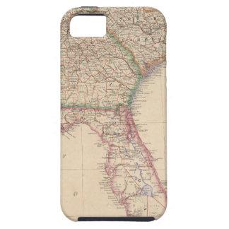 Estados de Carolina del Sur, de Georgia, y de Funda Para iPhone SE/5/5s