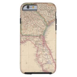 Estados de Carolina del Sur, de Georgia, y de Funda Resistente iPhone 6
