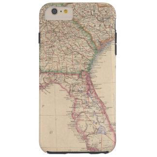 Estados de Carolina del Sur, de Georgia, y de Funda Resistente iPhone 6 Plus
