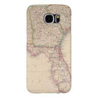 Estados de Carolina del Sur, de Georgia, y de Funda Samsung Galaxy S6