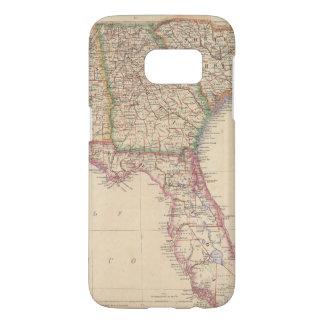 Estados de Carolina del Sur, de Georgia, y de Funda Samsung Galaxy S7