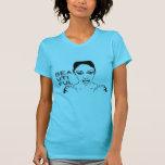 Estados de la negrura: Belleza Camiseta