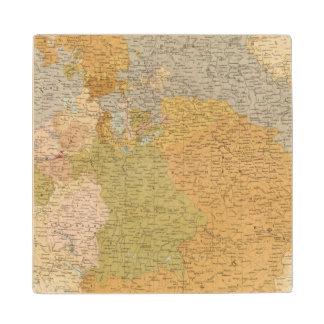 Estados de la última confederación germánica