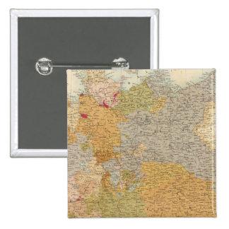Estados de la última confederación germánica pin