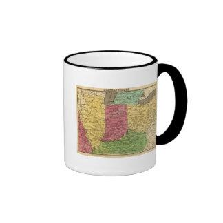 Estados Occidentales 2 Taza De Café