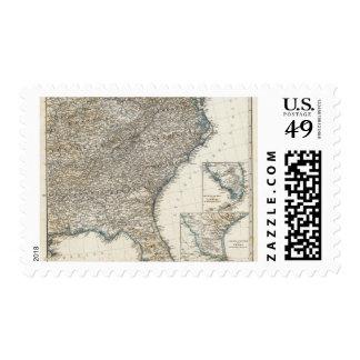 Estados sureños de los Estados Unidos de América Sello