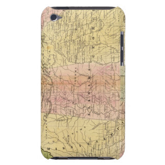 Estados sureños iPod touch Case-Mate cárcasa