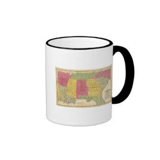 Estados sureños, los E.E.U.U. Taza De Café