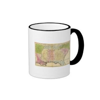 Estados sureños tazas de café