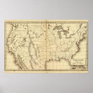 Estados Unidos 18 Póster