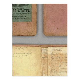 Estados Unidos 19 Tarjetas Postales