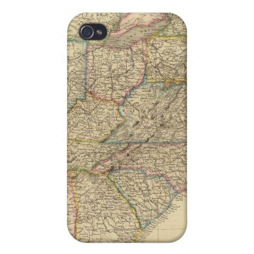 Estados Unidos 21 iPhone 4/4S Carcasas