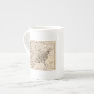 Estados Unidos 25 Taza De Porcelana