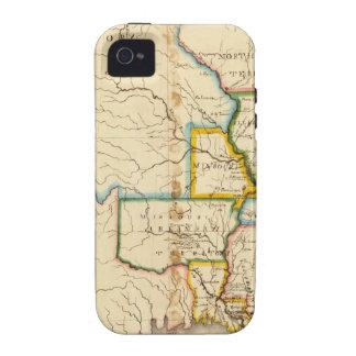 Estados Unidos 26 Vibe iPhone 4 Carcasas