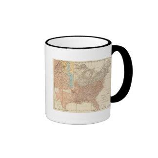 Estados Unidos 2 Tazas De Café