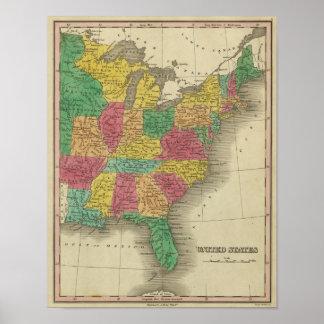 Estados Unidos 33 Póster