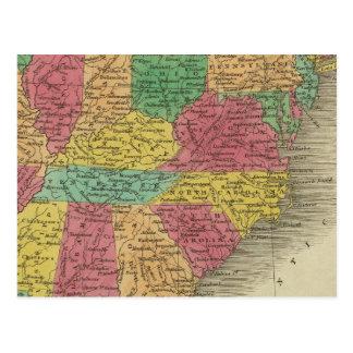 Estados Unidos 33 Tarjetas Postales