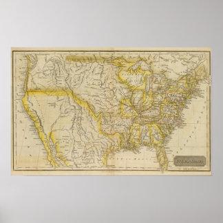 Estados Unidos 38 Poster