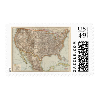 Estados Unidos 39 Sellos