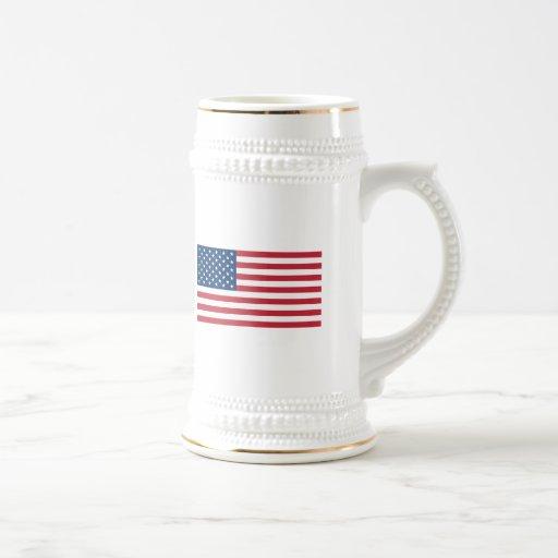 Estados Unidos asaltan Tazas De Café